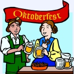 Oktoberfest Coming September 21st