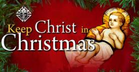 Christ in Christmas KOFC