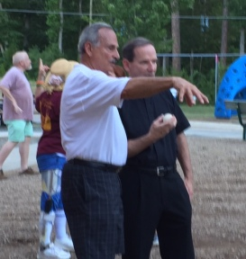 Bishop Burbidge Bocce